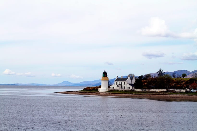 Scotland with Kids Itinerary- ardtornish estate