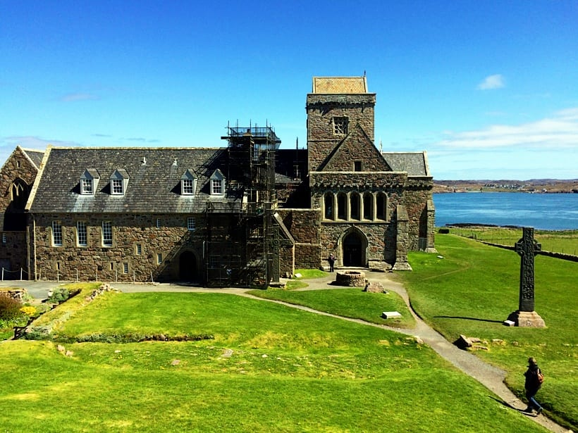Scotland with Kids Itinerary- isle-of-iona