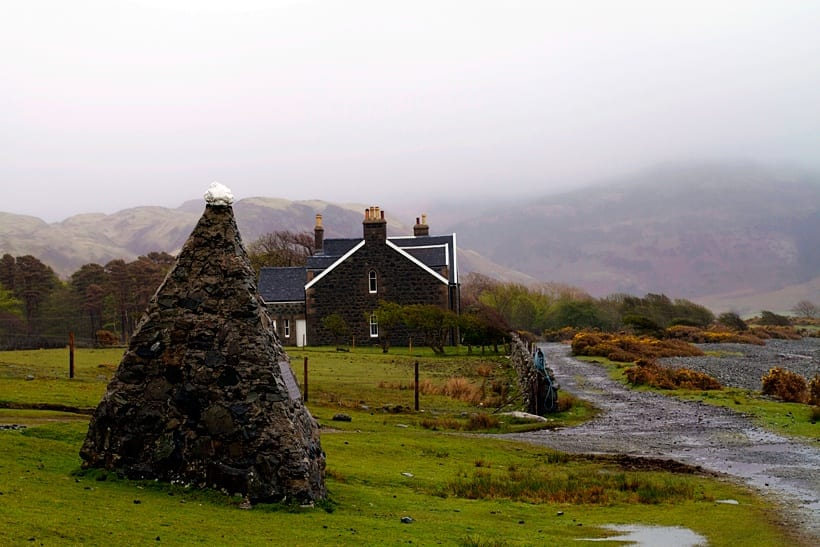 Isle of Mull- Scotland with Kids Itinerary