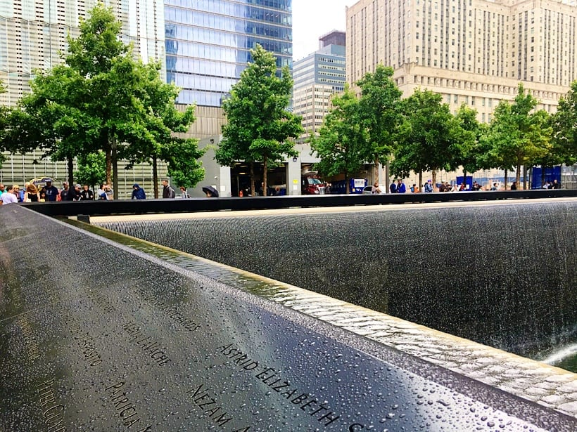 National September 11 Memorial and Museum with Kids
