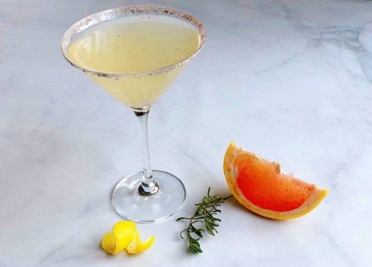 Lavender Dog Cocktail Recipe