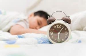 Sleepwalking Child