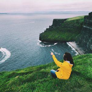 Packing List for Ireland for women