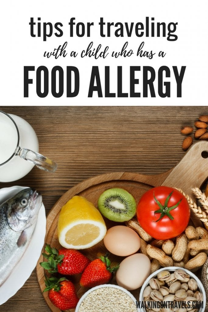 Flying With A Food Allergy #foodallergy #travel