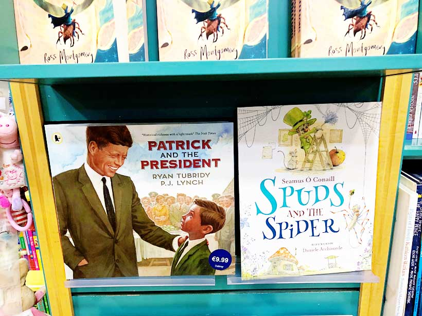 Irish childrens books