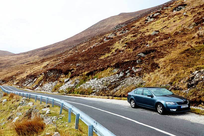 Rent A Car In Ireland