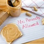 Childhood peanut allergies