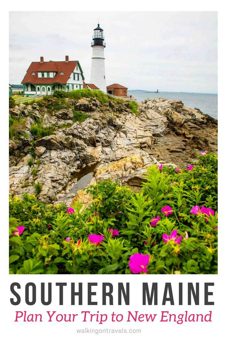 Best Places to Visit in Maine: Museums, Maine State Parks, National Parks, Maine Inns and hotels, Portland, Freeport, lighthouses and more are covered in this comprehensive itinerary of Southern Maine. #maine #portland #freeport #roadtrip