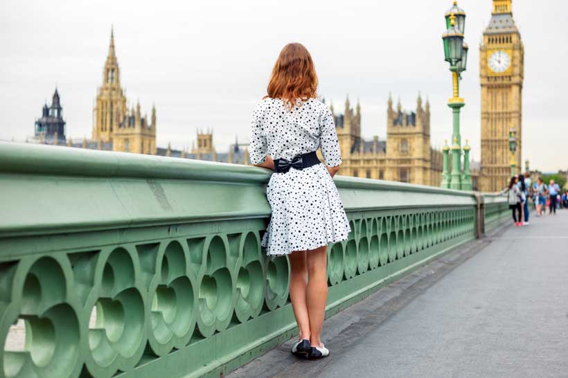 What to Pack for London Women