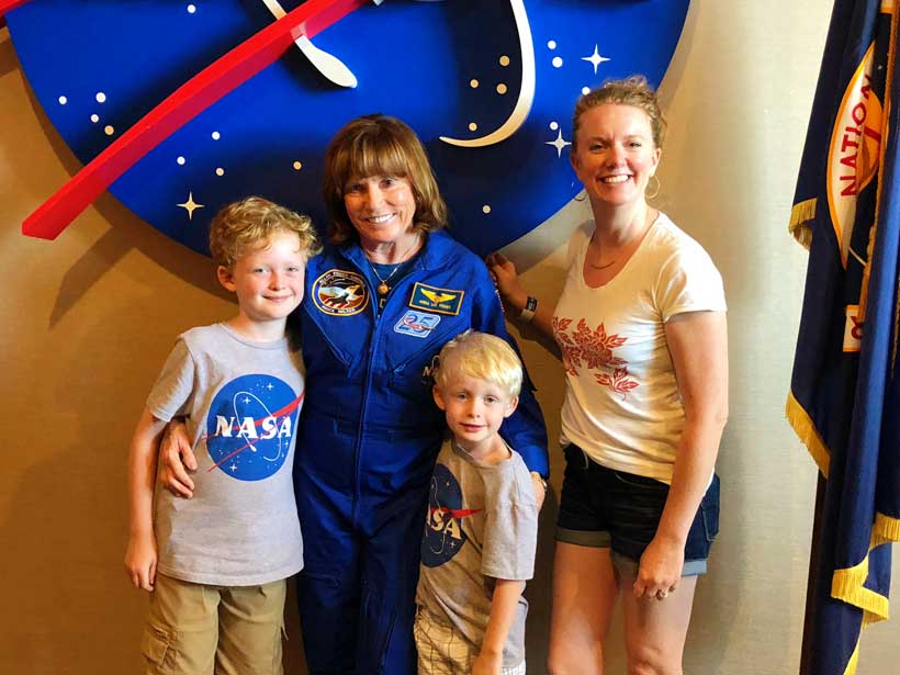 Kennedy Space Center with Kids