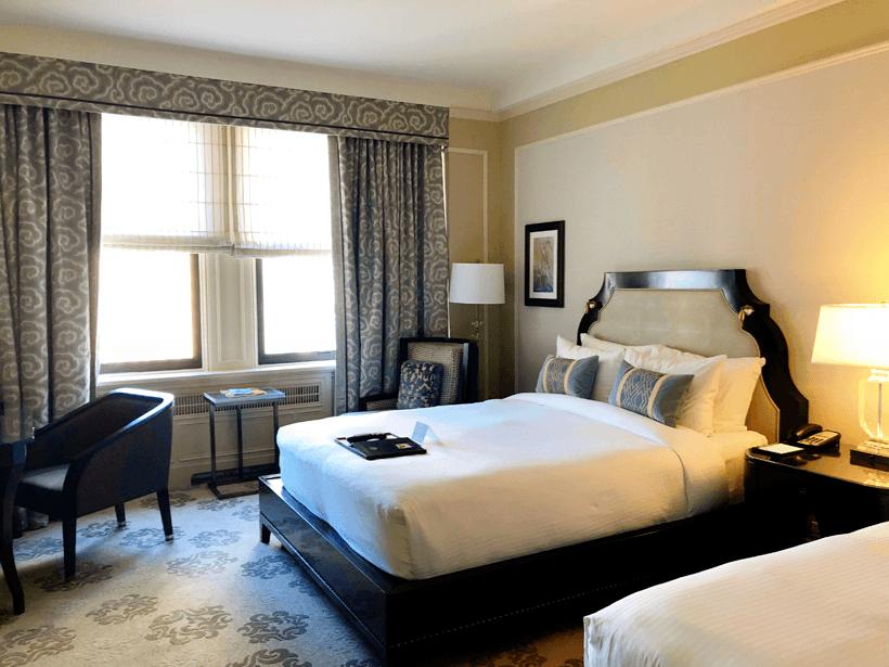 Fairmont Vancouver Hotel
