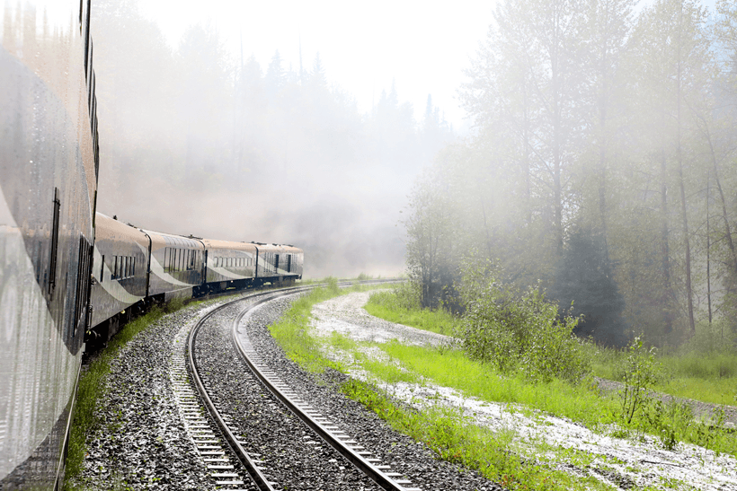 Rocky Mountaineer Packing