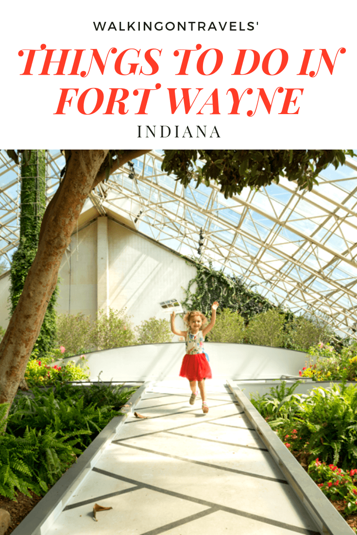 Things to do in Fort Wayne Indiana Over a Weekend Getaway: Fort Wayne Hotels, restaurants, museums and family-friendly fun in Fort Wayne Indiana is just the start of your adventures when you take a weekend trip from Chicago Illinois this season #fortwayne #indiana #familytravel #chicago