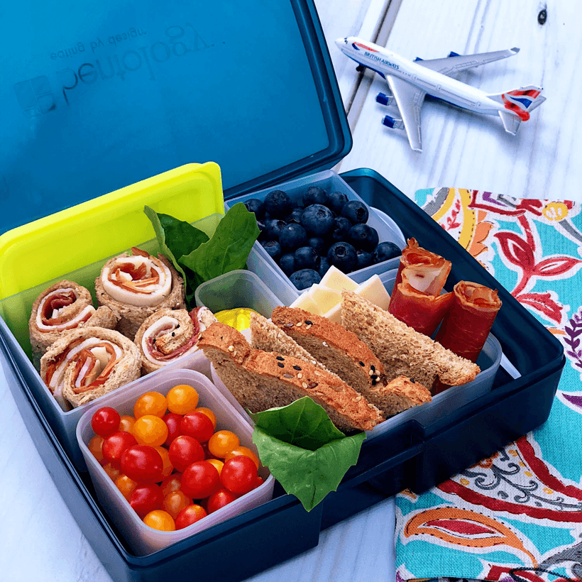 Travel Bento Box Ideas