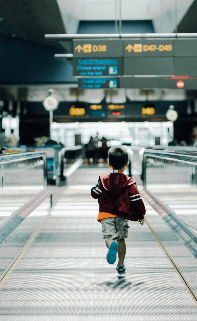 Holiday Travel Airport Survival Guide