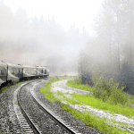 Journey Through the Clouds Rocky Mountaineer
