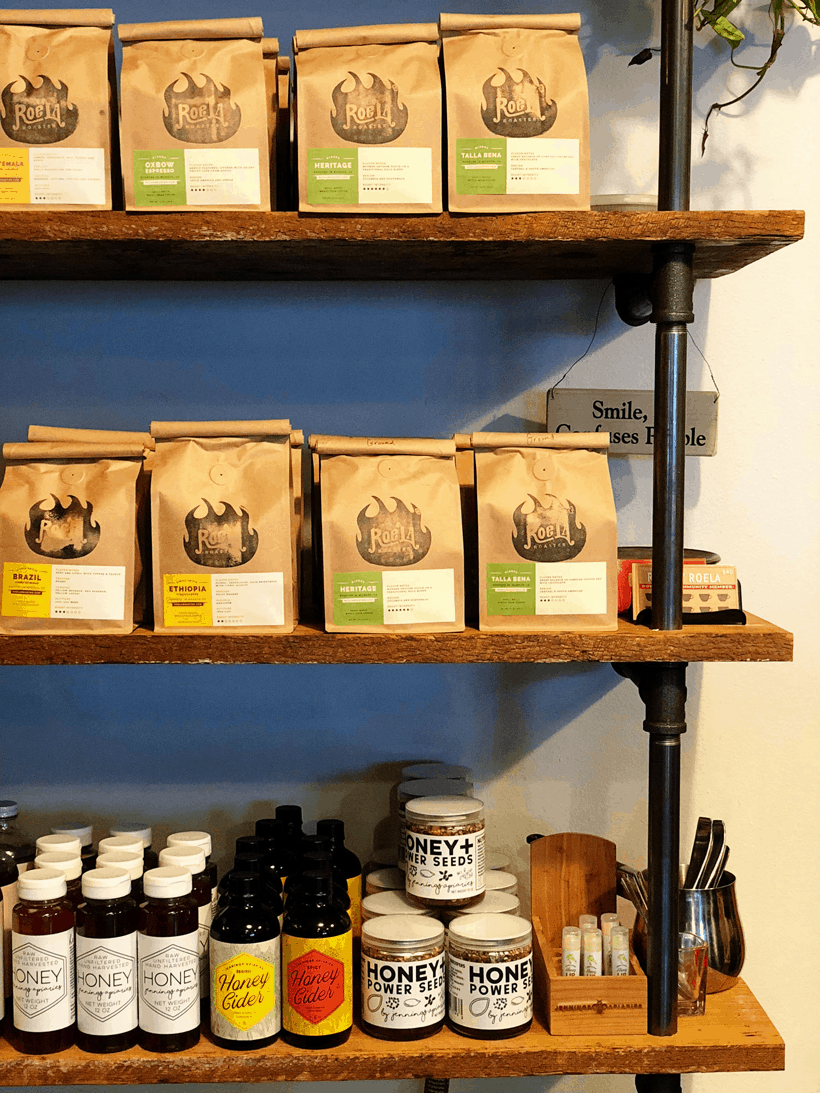 ROELA ROASTER- Monroe Louisiana Coffee Shops