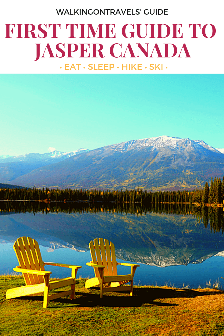 Jasper Canada Guide: Everything you need to know to book your trip to Jasper National Park. Jasper Hotels, Jasper restaurants, Things to do in Jasper and so much more. Bring the kids, travel with friends or couples travels. Just get to Alberta Canada and discover the beauty of the Canadian Rockies. #jasper #alberta #canada #jaspernationalpark #travel #travelguide