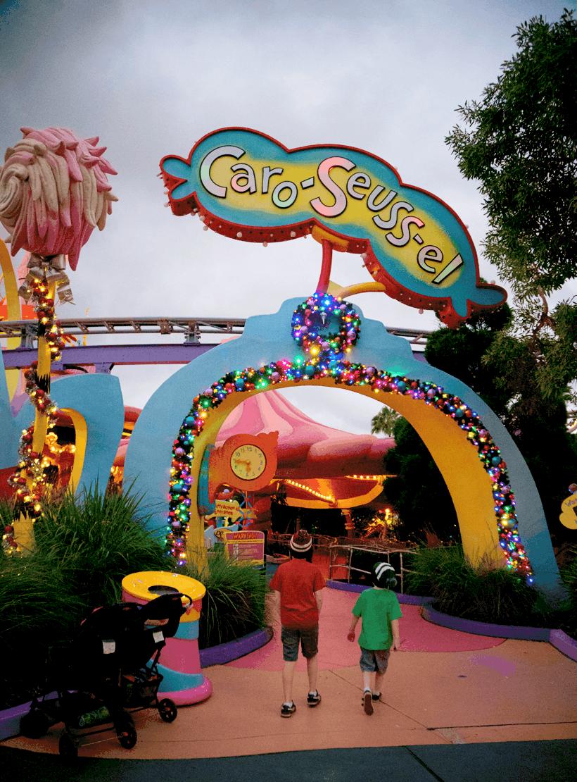Universal Orlando Resort with Kids