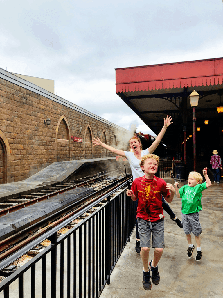 Universal Orlando Resort with Kids