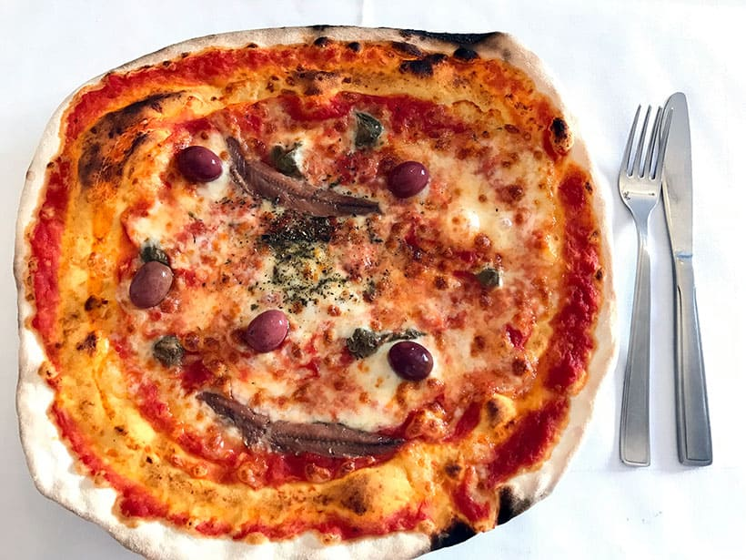 Where to eat in Rome Italy
