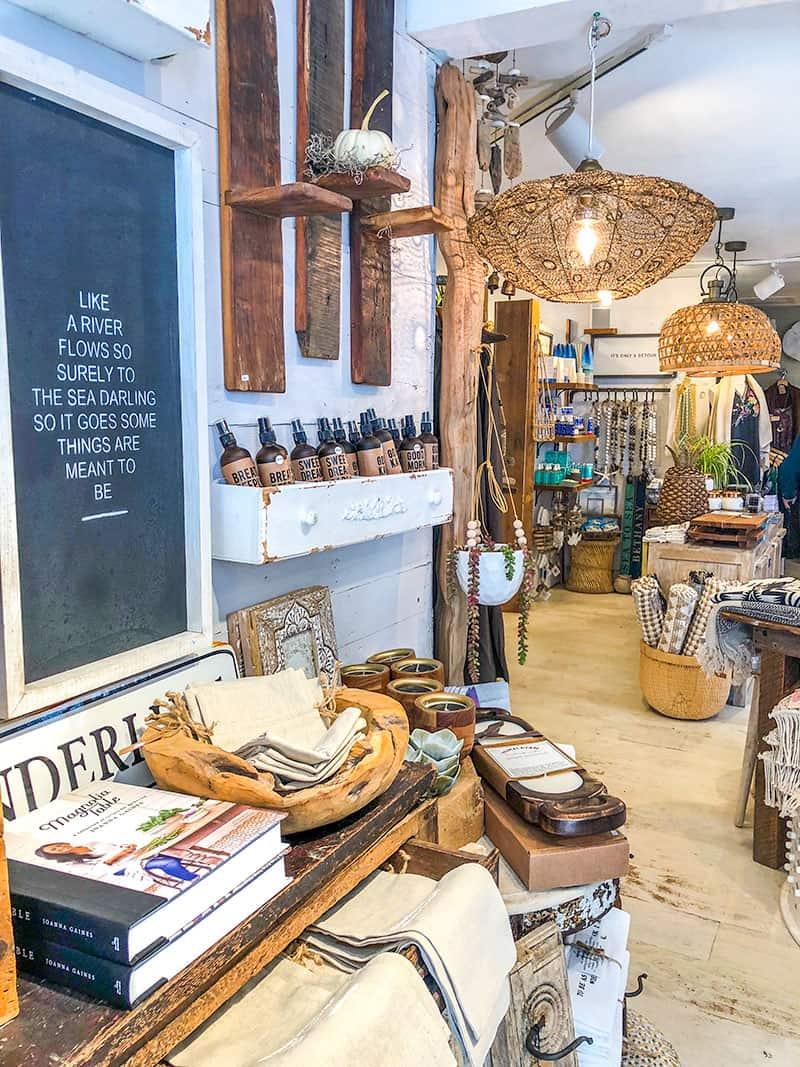Bethany Beach Shops
