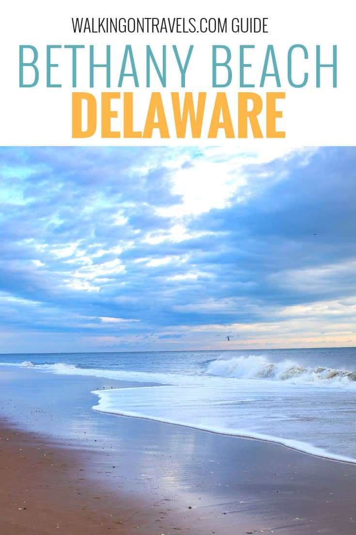 Bethany Beach Delaware: Head to the southern Delaware beaches for plenty of things to do in Bethany Beach Delaware with kids in fall, spring and winter. Just because you can't jump in the Atlantic Ocean doesn't mean you can't play mini-golf, shop and eat great food at Bethany Beach restaurants. #bethanybeach #delaware #delawarebeaches #usa #travelplanning #usatravel #beach #beachtrip