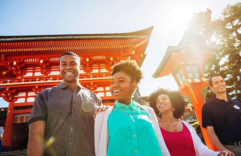 Travel Destinations Adventures by Disney Japan