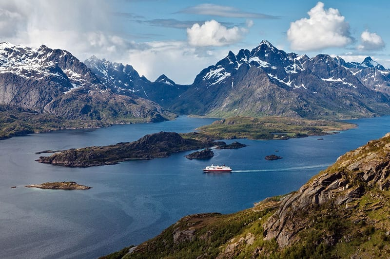 Travel Destinations Hurtigruten Fjords