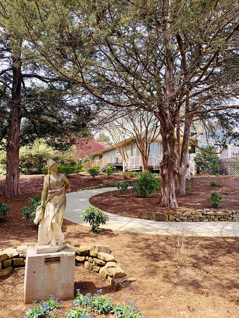 Huntsville Botanical Garden in Alabama