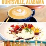 Huntsville restaurants know how to inspire your tastebuds, craft cocktails you won't forget and get you caffeinated each morning without putting you back to sleep with the same ole cup of joe. Explore downtown restaurants, spots your kids will love in Alabama, the best food near hotels, and bars across the city. #huntsville #alabama