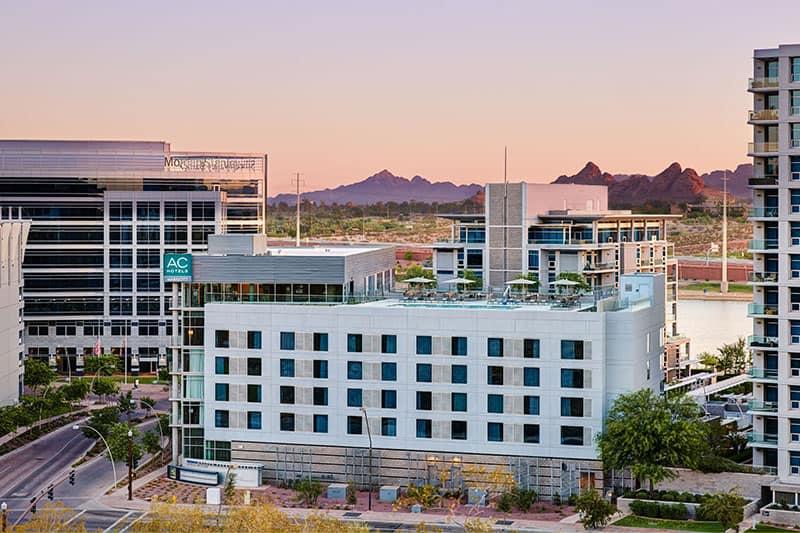 Hotels in Tempe AZ