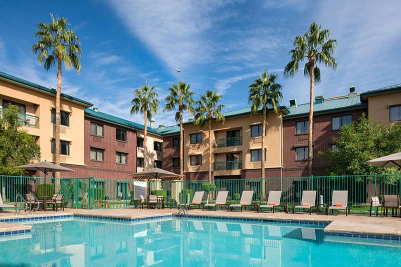 Hotels in Tempe AZ- Courtyard Tempe Downtown