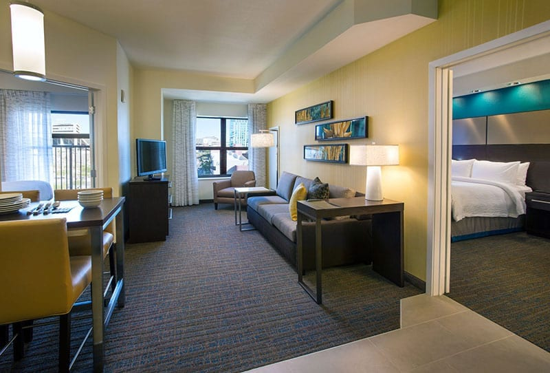 Hotels in Tempe AZ- Residence Inn Tempe Downtown