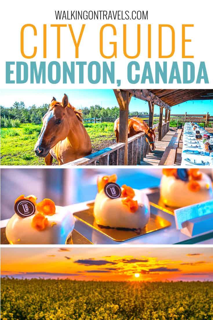 Things to do in Edmonton Alberta