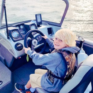 Devils Lake Fishing