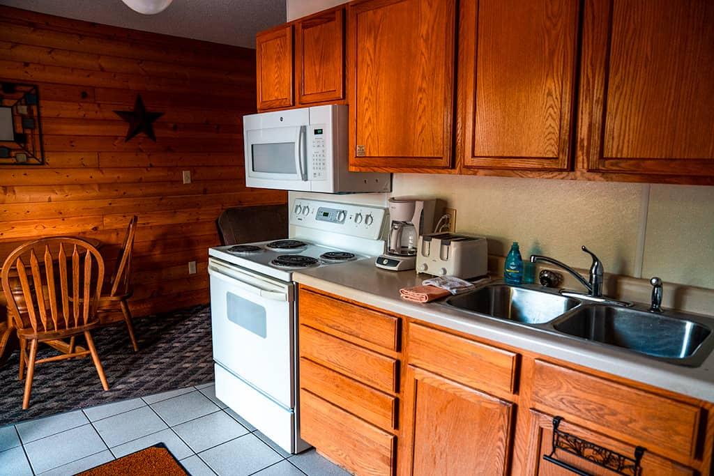 Woodland Resort Devils Lake Hotels