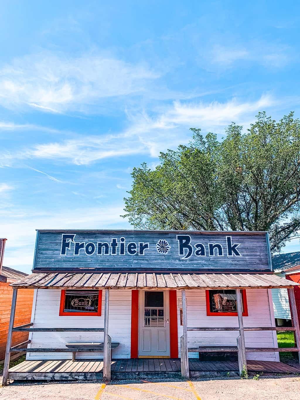 Frontier Village Jamestown ND