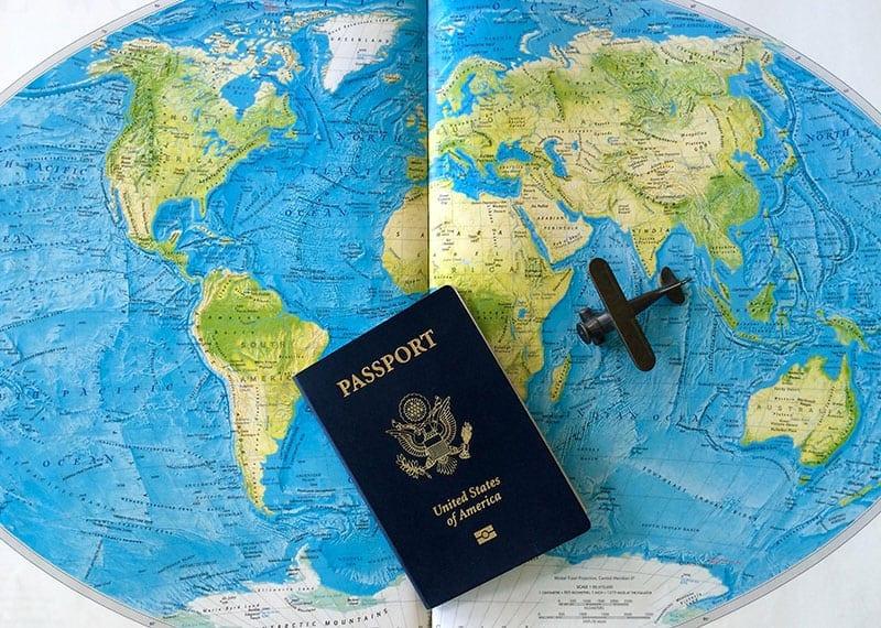 Baby Travel Passport