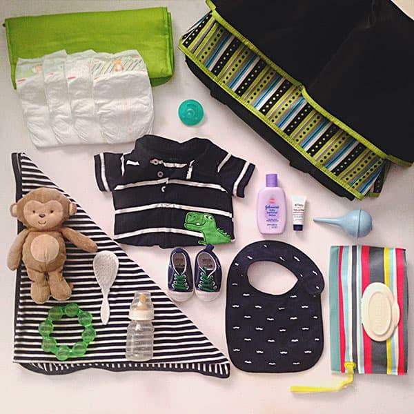 Baby Travel essentials