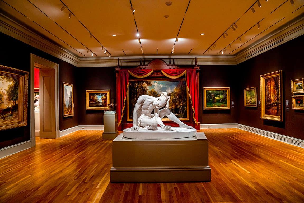 Things to do in Norfolk VA Chrysler Museum of Art