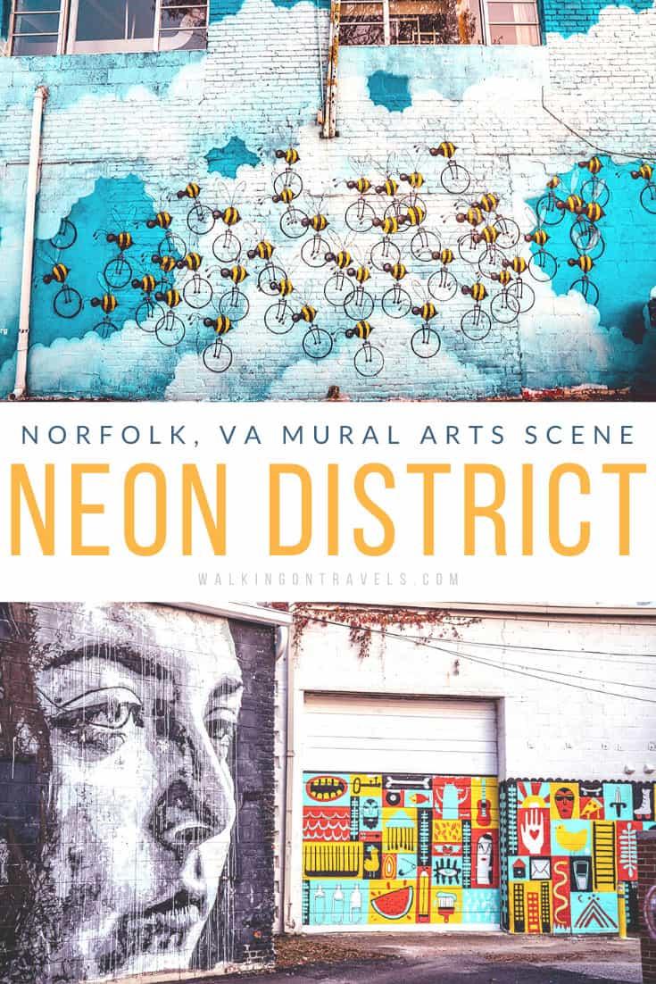 NEON District Norfolk Virginia