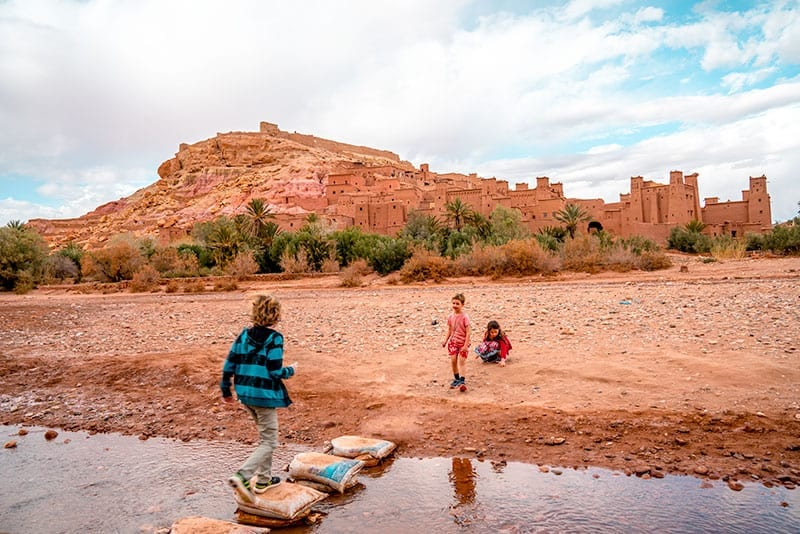Trip to Morocco with Kids