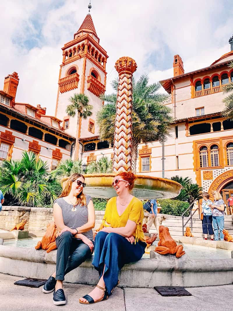 Things to do in St Augustine FL