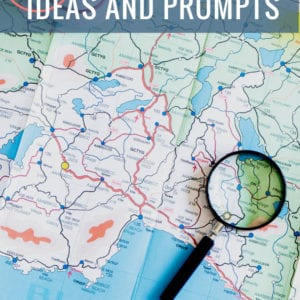 Travel Journal Ideas and Prompts