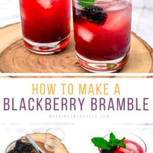 Blackberry Bramble Cocktail Recipe