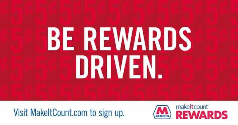MakeItCount Marathon Rewards