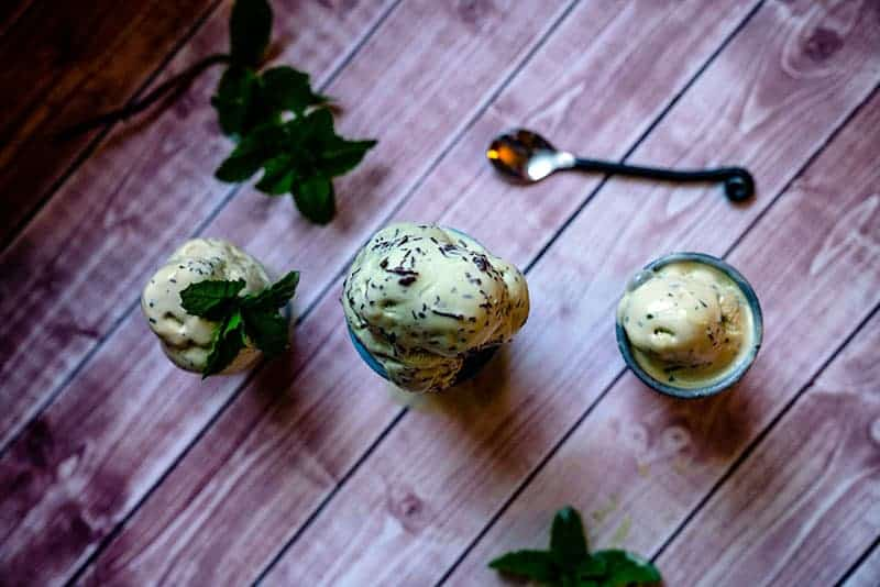 mint ice cream recipe