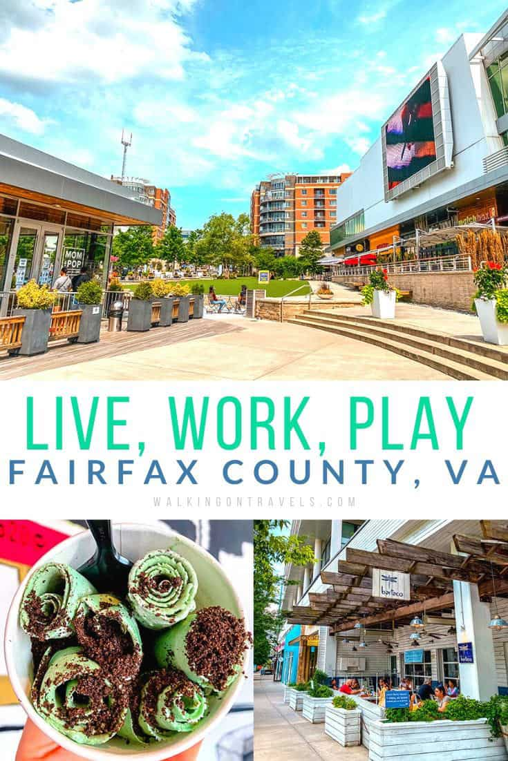 Things to do in Fairfax County Virginia