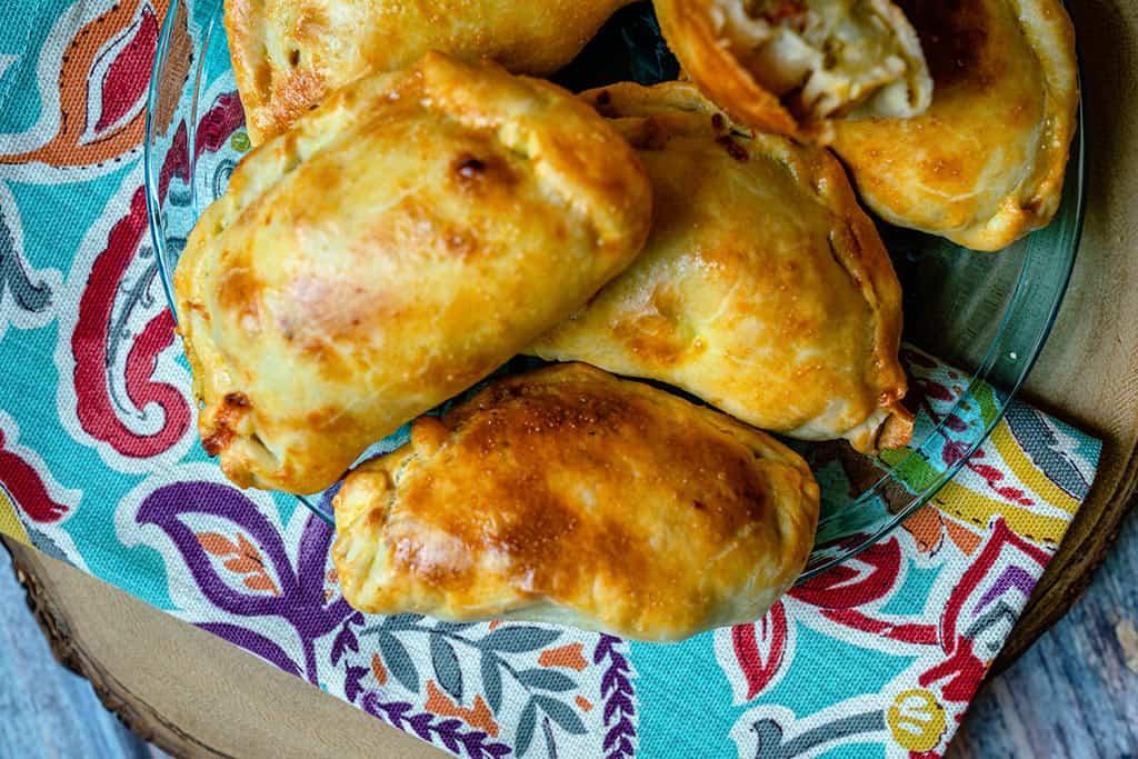 Mojo Pork Empanadas recipe